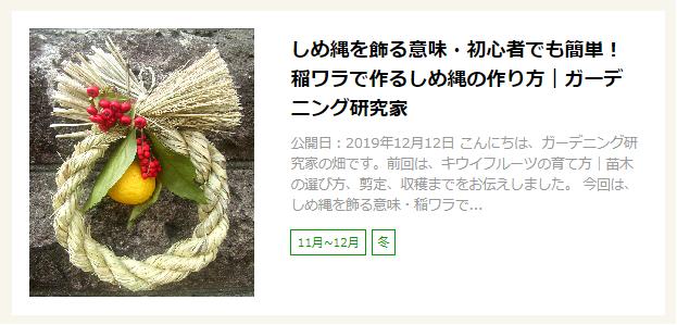ベランダでできる、バケツ稲の育て方(しめ縄づくり)