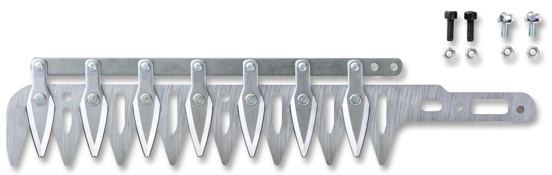 ハイパワー造園バリカンカルゼ コンパクト 替刃